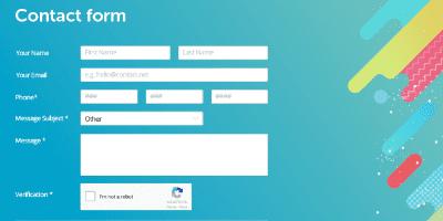 Formularios - Tiendas Online