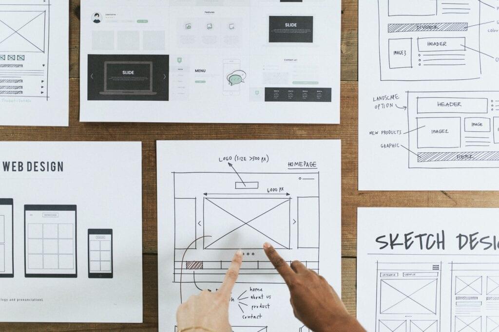 diseñando una pagina web